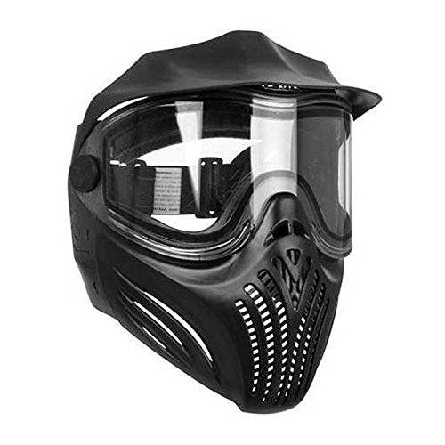 Empire Paintball Helix Thermal Lens Goggle, Black - HelmetFellas