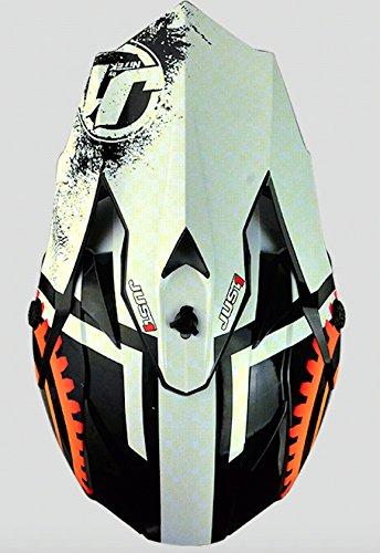 Just-1-J32-Motostar-Agent-Orange-Motocross-Helmet-0-1
