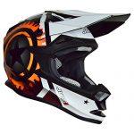Just-1-J32-Motostar-Agent-Orange-Motocross-Helmet-0