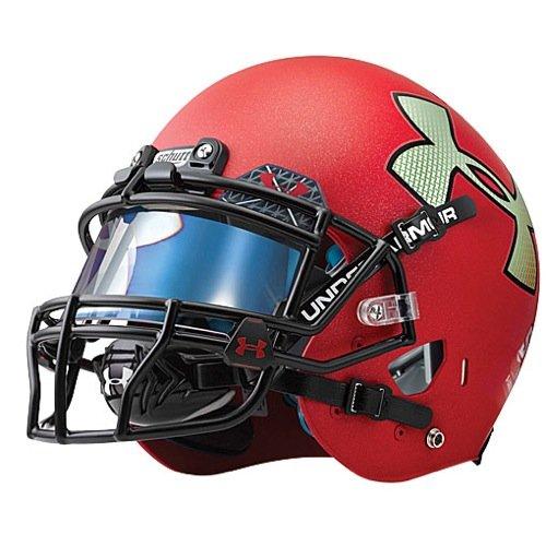 Under Armour Standard Football Helmet Visor with Halogram ccc8db16316