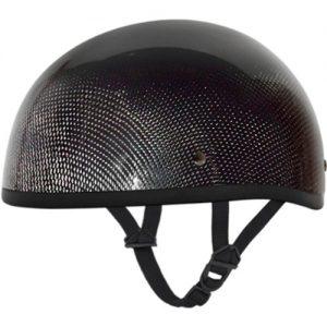 Half Helmets Low Profile Dot Non Dot Visor Custom