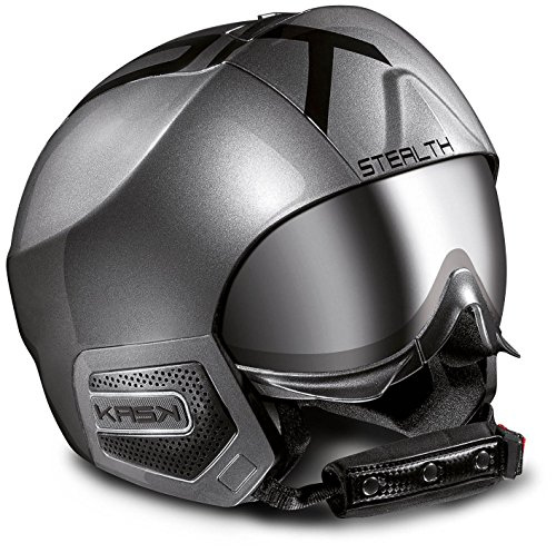 Custom Welding Helmets >> Kask Stealth Shine Ski Helmet - HelmetFellas