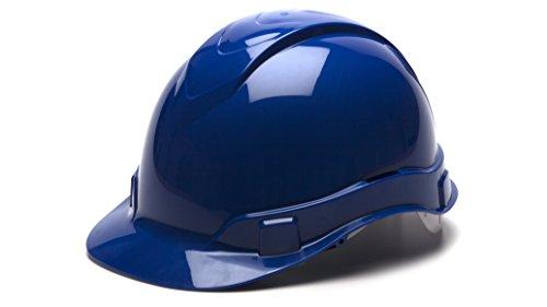 Pyramex Ridgeline Cap Style Hard Hat with 4-Point Standard Glide Lock