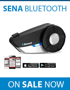 SENA BLUETOOTH ON SALE